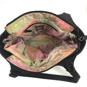 The Sak Bags - EUC The Sak Black Leather Hobo Shoulder Bag Purse